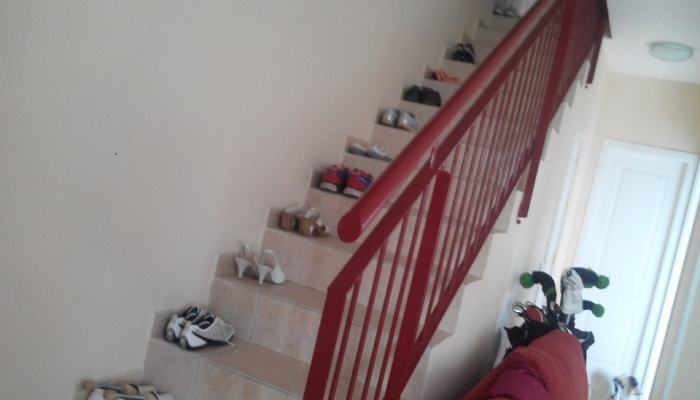 "Marions ""Schuh-Treppe"" :-)"